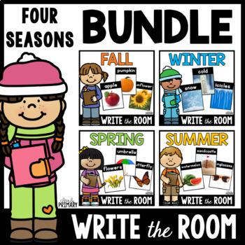 Write the Room: 4 Seasons Growing Bundle