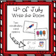 Write the Room - 4th of July Theme