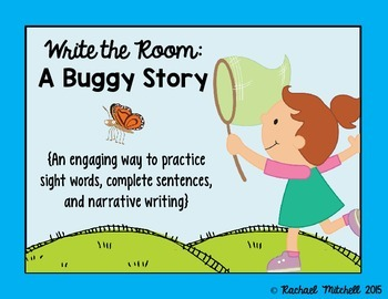 Write the Room: A Buggy Story