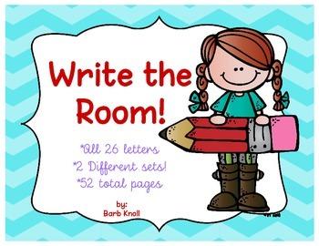 Write the Room A-Z