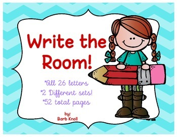 Write the Room A-Z