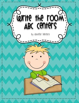 Write the Room ABC Centers