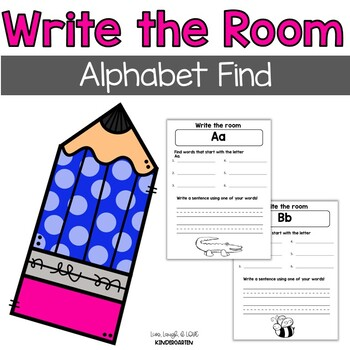 Write the Room-ABC