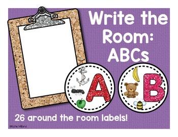 Write the Room: ABCs