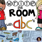 Write the  Room ABC's