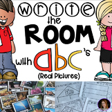 Write the Room ABC's with Real Pictures