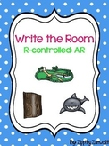 Write the Room - R-controlled AR