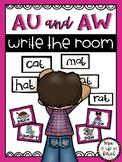 Write the Room- AU AND AW