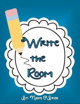 Write the Room Activities (Freebie)