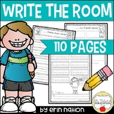 Write the Room Activities and Centers aligned to the Common Core