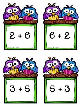 Write the Room Activity: Addition Facts that make 8  DIFFERENTIATED