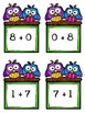 Write the Room Activity: Addition Facts that make 8  DIFFE