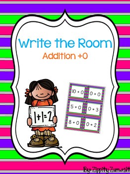 Write the Room - Addition +0