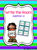 Write the Room - Addition +1