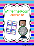Write the Room - Addition +2