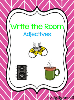Write the Room - Adjectives