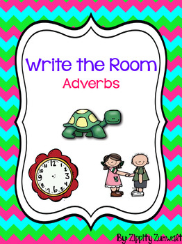 Write the Room - Adverbs