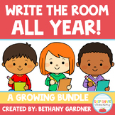 Write the Room: All Year!  - GROWING BUNDLE!