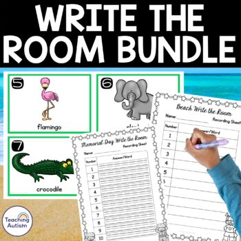 Write the Room, All Year Growing Bundle