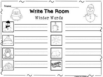Write the Room All Year Long Bundle