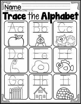 Write the Room {Alphabet}
