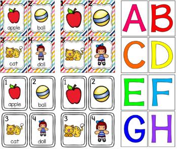 Write the Room - Alphabet: 100 followers FREEBIE