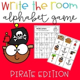 Write the Room {Alphabet Activities for Letter Recognition