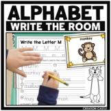 Alphabet Write the Room Bundle