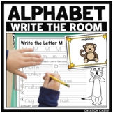 Alphabet Write the Room Bundle