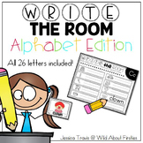 Write the Room - Alphabet Edition