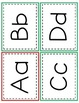 Write the Room(Alphabet Vocabulary Word Wall Cards)