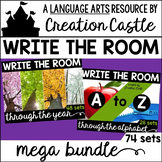 Write the Room Bundle: Alphabet and Seasonal