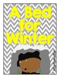 Write the Room: Amazing Words: A Bed for Winter