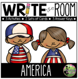 Write the Room:  America Edition (K-2)