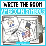 Write the Room American Symbols