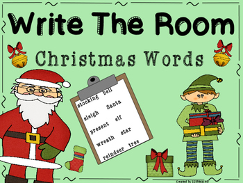 Write the Room Christmas
