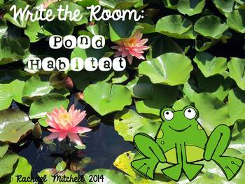 Write the Room: Animal Habitats Bundle
