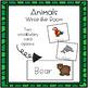 Write the Room - Animal Theme