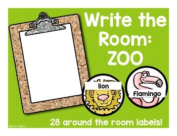 Write the Room: ZOO