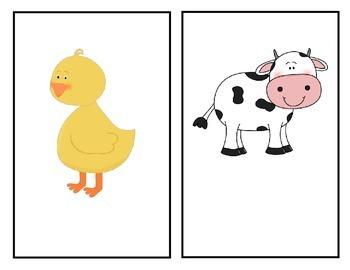 Write the Room- Animals!