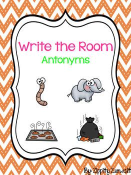 Write the Room - Antonyms
