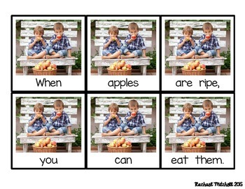 Write the Room: Apples