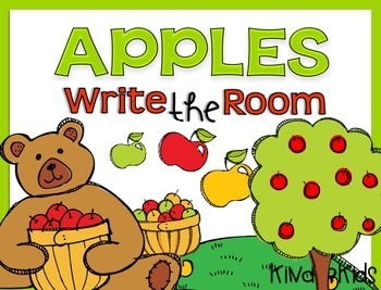 Write the Room {Apples}