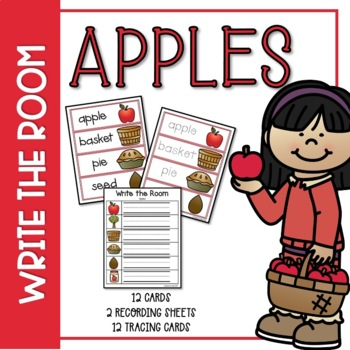 Write the Room - Apples