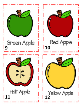 Write the Room: Apples/Johnny Appleseed Unit