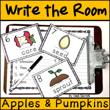 Write the Room - Apples and Pumpkins