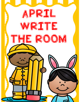 Write the Room {April}