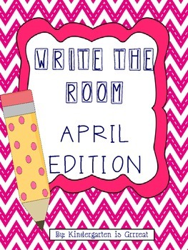 Write the Room - April