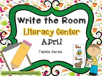 Write the Room-April