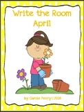 Write the Room April